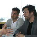 Entrevista Roberto Bueso y Gonzalo Fernández - La Banda - 22 Festival de Cine en Español de Málaga
