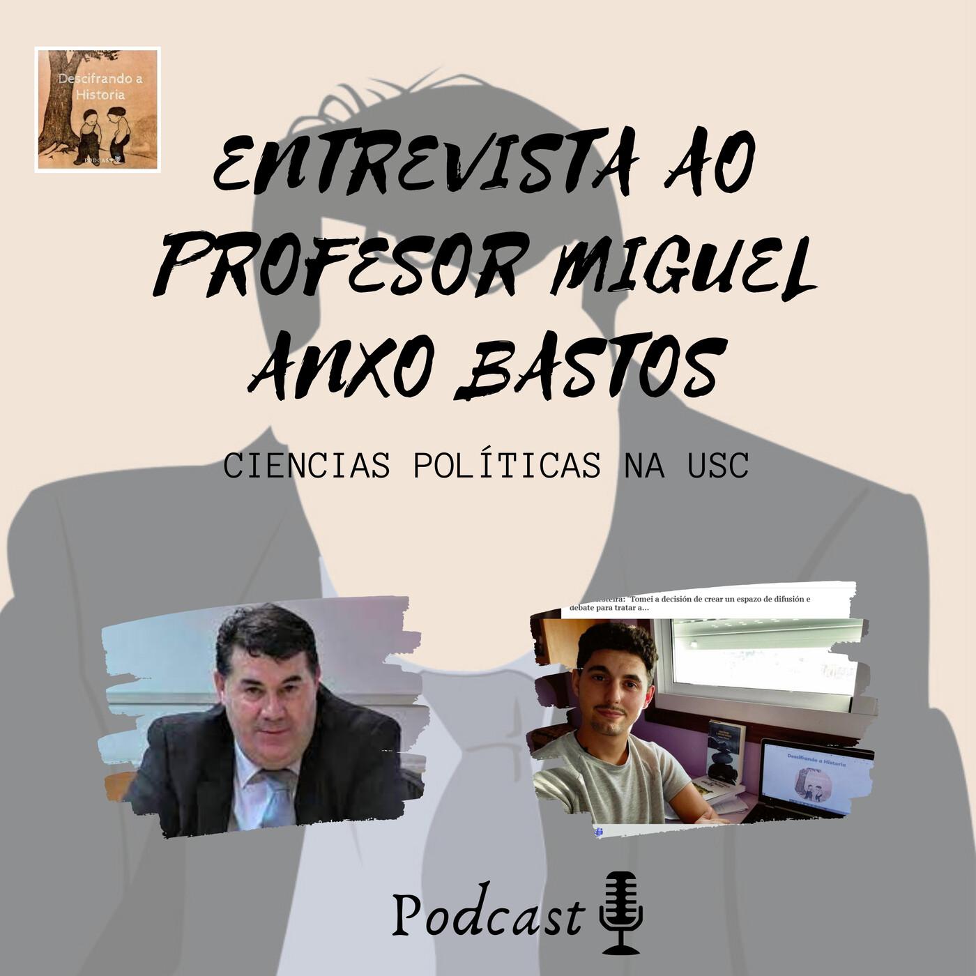 """Conversa co profesor Bastos: Galicia e a necesidade dunha """"lenda branca"""" (e moito máis)"""