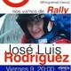 """Programa Junio 09, 2017 """"De Rally con José Luis Rodríguez"""""""