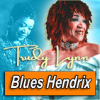 TRUDY LYNN · by Blues Hendrix