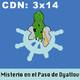 CdN 3x14 - Misterio en el Paso de Dyatlov