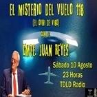 4x12 El misterio del vuelo 118. El ovni gigante de Vigo. Con el Comandante Juan Reyes.