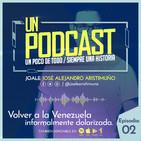 2 #UnPodcast - Joale Aristimun?o - Volver a la Venezuela informalmente dolarizada