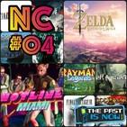 NC#04 Los mejores juegos jugados en 2018 por The Past is Now