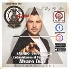 08-08-2020 Entrevista Álvaro Díaz - cantante