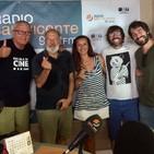 David Valero rueda en San Vicente un corto sobre el alzheimer;Orquesta Los Bengalas