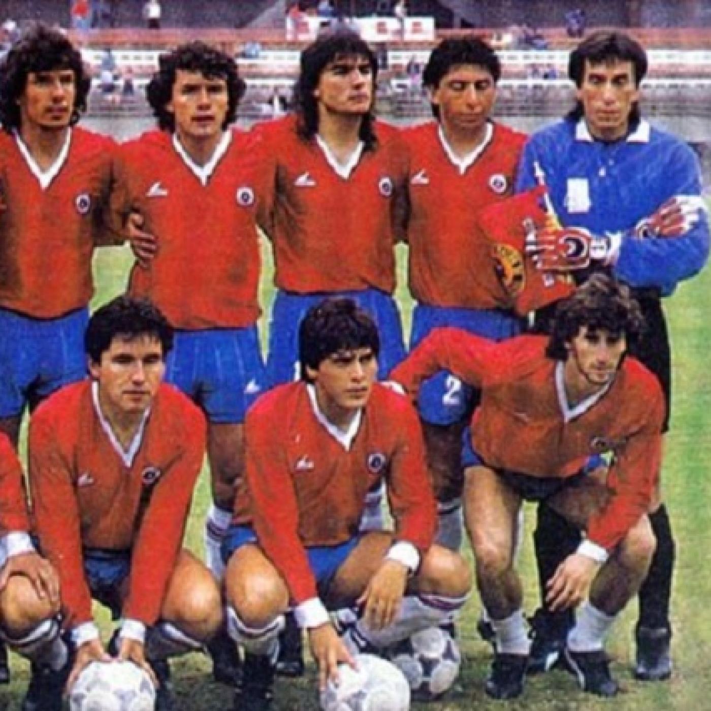 Capítulo 62: Historia social del #fútbol chileno