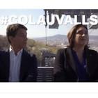 #ColauValls @AdaColau y @ManuelValls - Salvados 07/04/2019