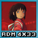 RDM 4x33 – Joyas del Anime: EL VIAJE DE CHIHIRO + YOUR NAME