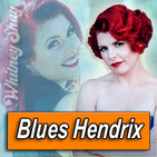 WHITNEY SHAY · by Blues Hendrix