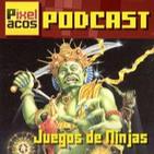 Pixelacos 018 - Juegos de Ninjas