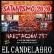 SATANISMO 2020 con T. Porquras, JL Carretero, N. Guijarro y F. Escandell - El Candelabro 6T 03-07-20 - Prog 45