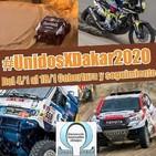 #UnidosXelDakar2020 Programa 8, Empieza el final