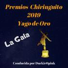 Gala de Yagos de Oro 2020 - Conducida por Duckie0pink