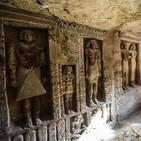 La tumba de Egipto