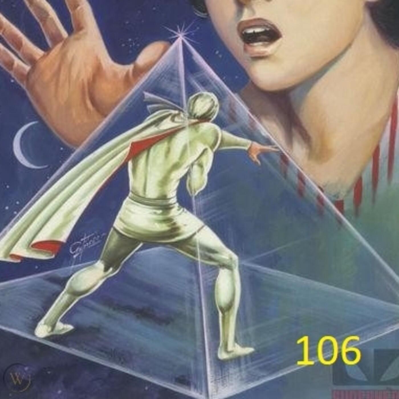30x106 Muerte en la cuarta dimensión Kaliman