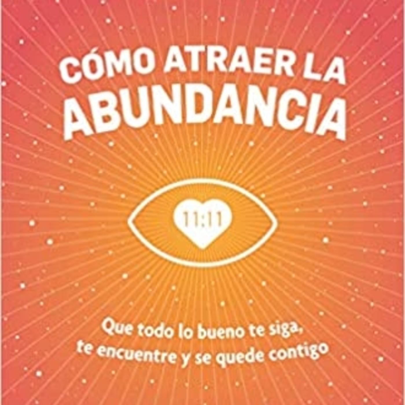 'Como atraer la abundancia' de Claudia Vignatti