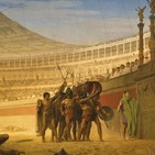 Ocho días que marcaron la historia de Roma:La inaguración del coliseo • El renacimiento de Roma