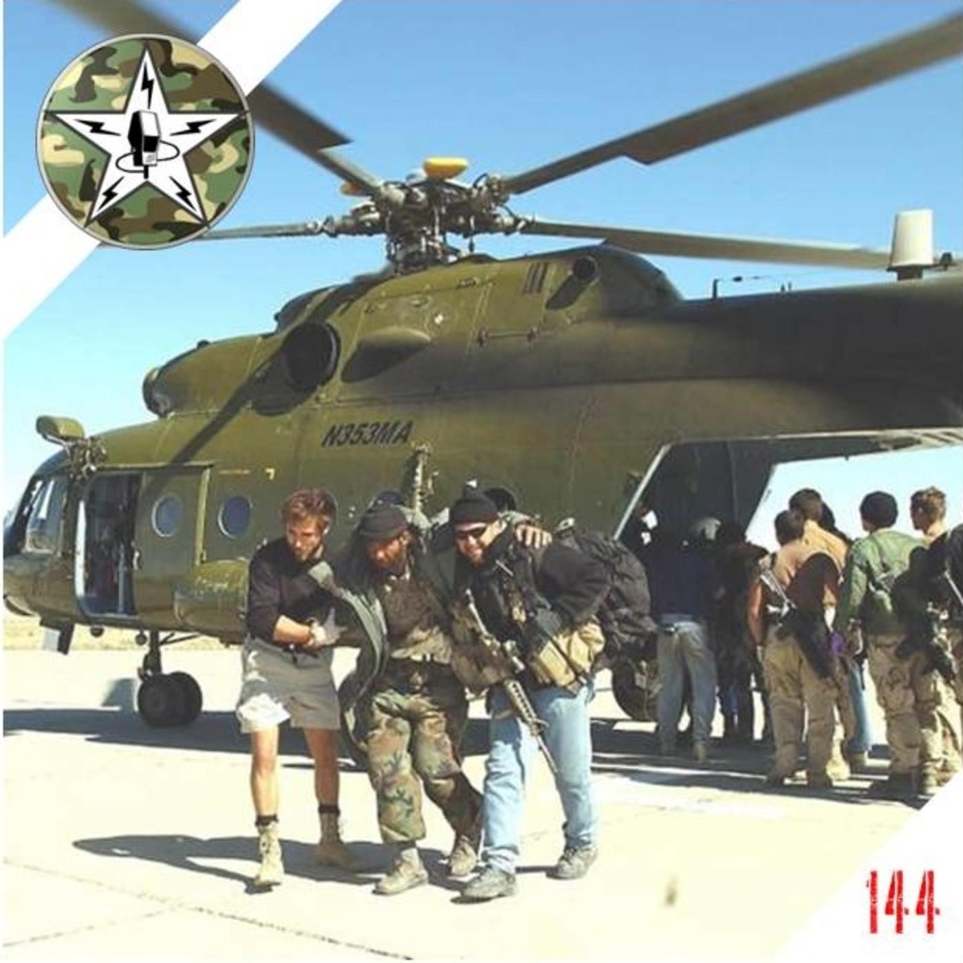 CBP#144 CIA: Operaciones Especiales en Afganistán 2001+