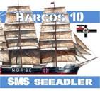 B-10#38 SMS Seeadler, la extraordinaria aventura del velero corsario