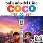 Coco Saliendo del Cine
