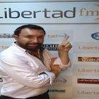 José Manuel Parada, nueva voz de Libertad FM