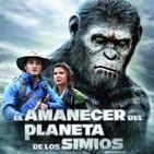 El Amanecer Del Planeta De Los Simios (2014) #CienciaFicción #Acción #podcast #peliculas