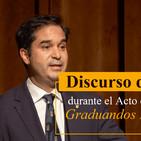 Discurso del Rector durante el Acto en Honor de los Graduandos Distinguidos (Noviembre 2019)