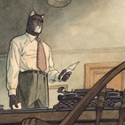 Sólo hablamos de historietas #99. Blacksad