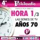 Primera hora. 1/3. LAS SERIES DE TV DE LOS AÑOS 70