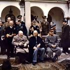 De la II Guerra Mundial a la Guerra Fría: 1- Yalta, el Crepúsculo de las Tres Potencias #documental #historia