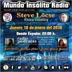 62/3 Steve Löcse: Física cuántica. El gemelo de Jesús. Elohim, los creadores de la humanidad. Cristobal Colón.
