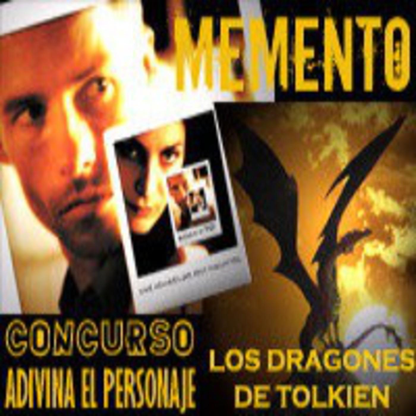 LODE 3x05 MEMENTO, Los dragones de TOLKIEN, concurso: Adivina qué personaje es