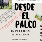 RADIOCOMPLICES.COM con FERNANDO RODRIGUEZ en el programa DESDE EL PALCO, ANGEL CARLOS, Programa 11/02/2020