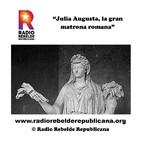 Julia Augusta, la gran matrona romana