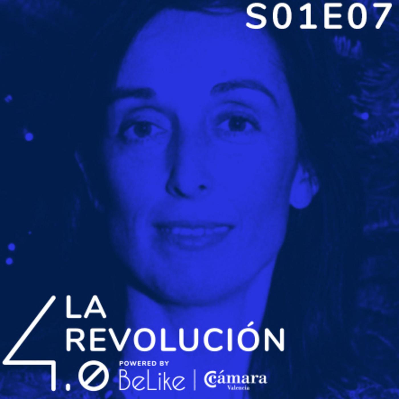 Episodio 7: Blockchain, IoT, mujeres y tecnología, con Mercedes Carbonell, CIO de Boluda