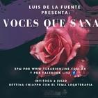 Voces que Sanan Entrevista La Logoterapia y la Sanación con Rosas