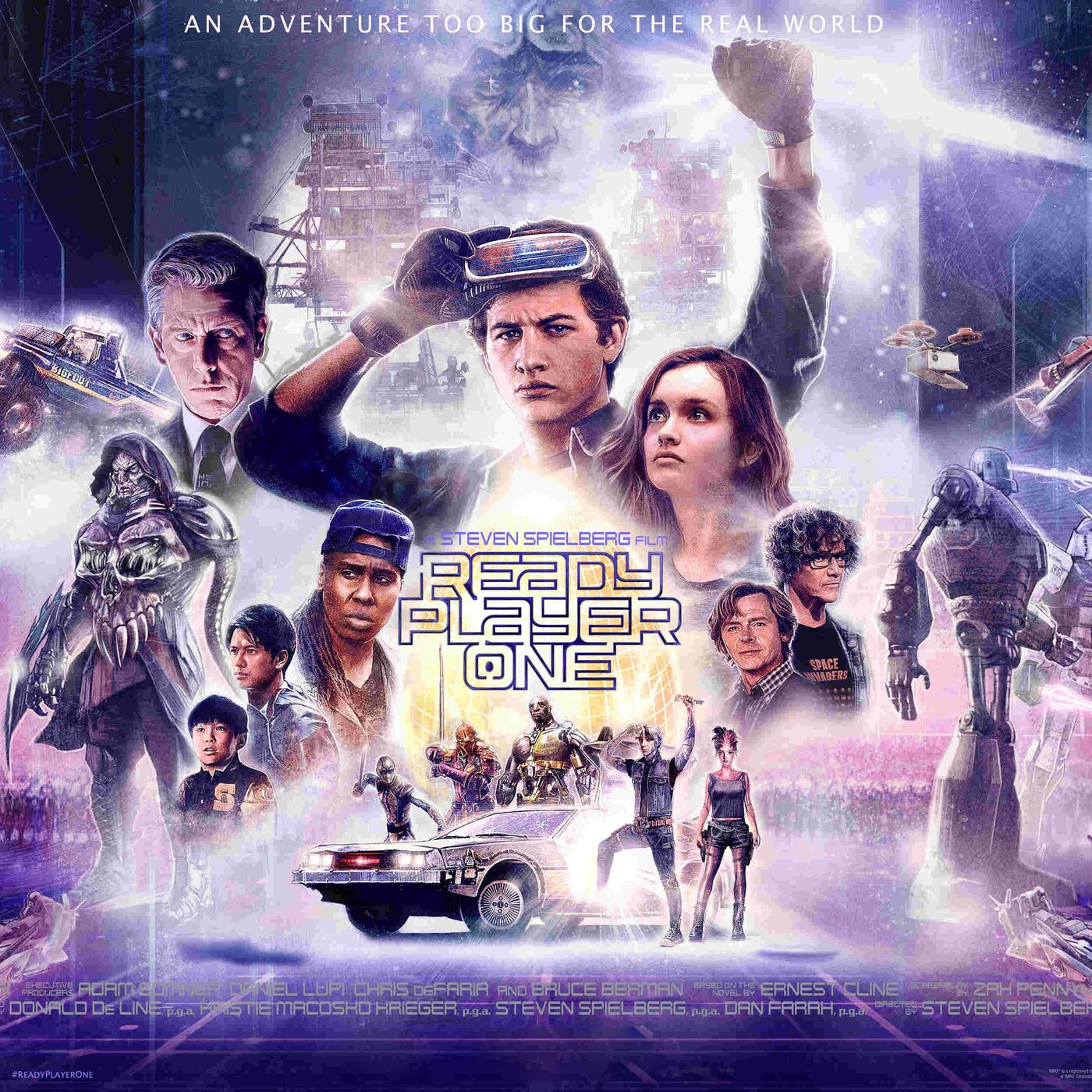 Episodio 8: Ready Player One, carta de amor a la cultura pop