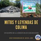 Gps: Mitos y leyendas de Colima