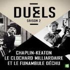Duelo Chaplin contra Keaton