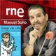 """""""Vengo sin cita"""" en """"Biblioteca Pública"""" de RNE, con Manuel Sollo. Fernando Fabiani."""