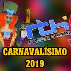 Carnavalísimo 2019 lunes 18 febrero 2019