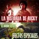 Archivo Ligero LODE 10x08 – El mundo de los EFECTOS ESPECIALES, La HISTORIA de RICKY (Riki-Oh)