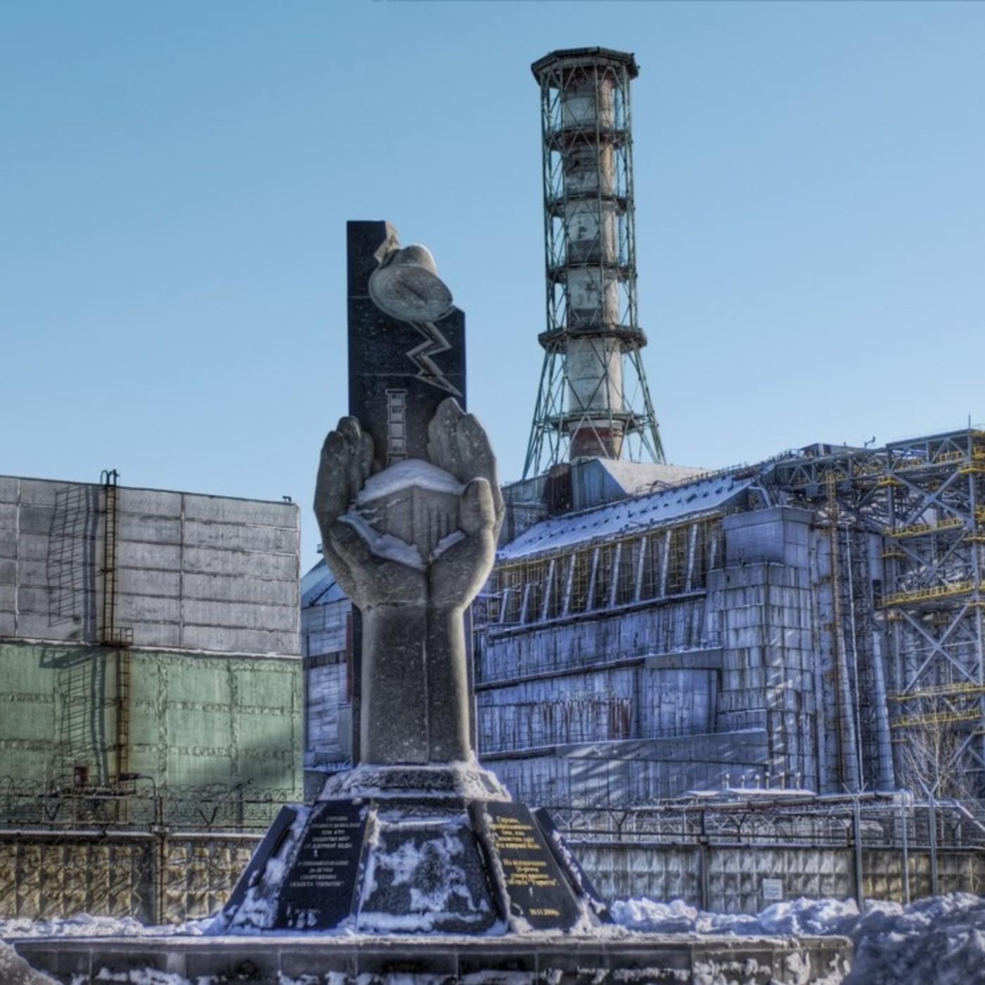 Chernóbil, la herencia nuclear humana