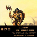 #173 CONAN - El castillo del horror de Robert E. Howard