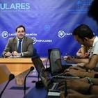 Casado arropará a Núñez en el Congreso que le erigirá nuevo presidente del PP de Castilla-La Mancha