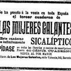 El origen de 'sicalíptico', 'laminera' o 'ser la pera' — La Noche en Vela — RNE — 13 de abril de 2015