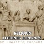 LA RELIGIÓN EN LAS LEGIONES ROMANAS: De la Triada Capitolina a la Santísima Trinidad