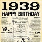 Crossover 1939, el año que ocurrió todo