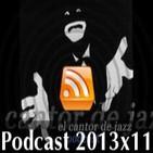 El Cantor de Jazz 2013x11: Voice&Bass, jazz al desnudo